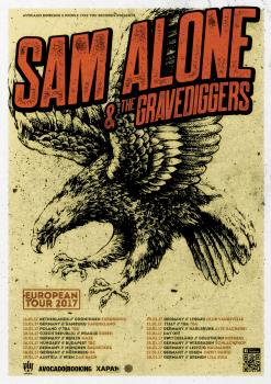 Sam Alone & The Gravediggers