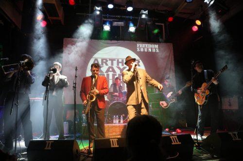 Early Reggae & Ska Allniter – Live: Arthur Kay & The Clerks