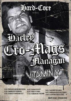Harley Cro-Mags Flanagan