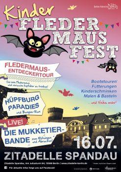 Kinder-Fledermausfest 2017
