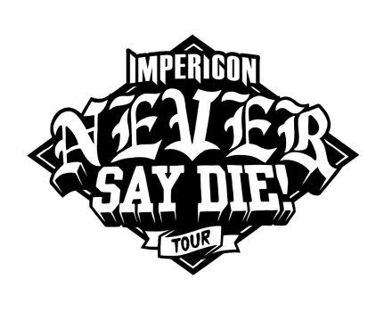 Never Say Die! Tour 2017