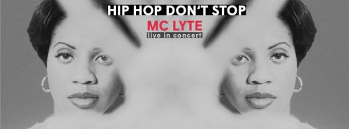 MC Lyte live