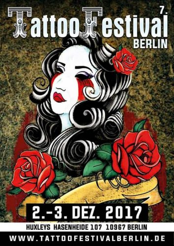 7. Tattoo Festival Berlin 2017
