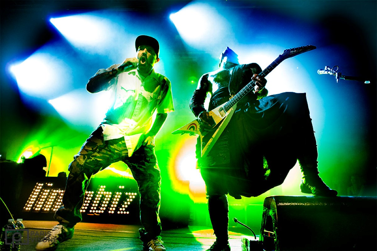 limp bizkit am in berlin max schmeling halle trinity music. Black Bedroom Furniture Sets. Home Design Ideas