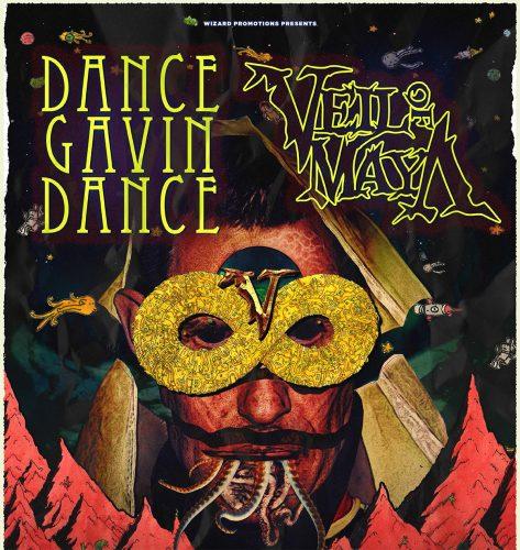 DANCE GAVIN DANCE & VEIL OF MAYA