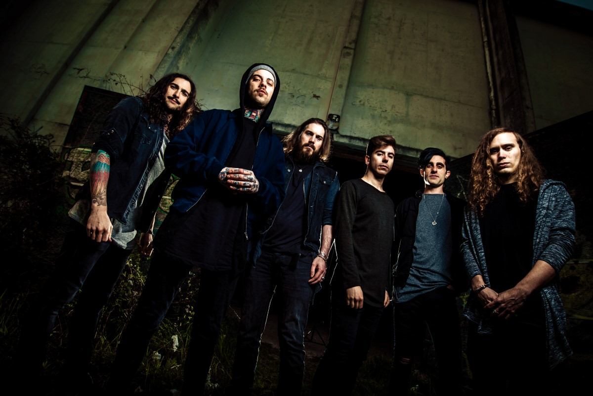 Betraying The Martyrs (live) + Modern Day Babylon + From Sorrow To Serenity @ Musik + Frieden