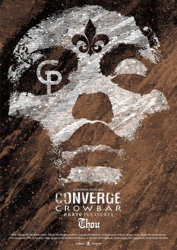 CONVERGE + CROWBAR + THOU + GRAVE PLEASURES