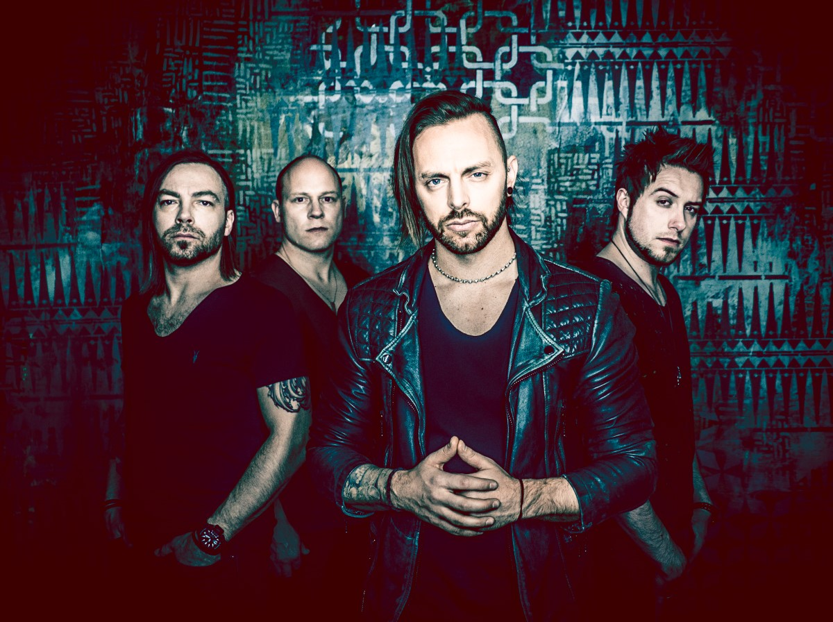 Bullet For My Valentine (live) @ Columbiahalle