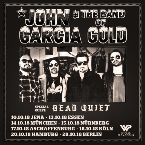 John Garcia & The Band Of Gold