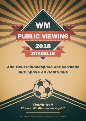 Zitadelle Public Viewing