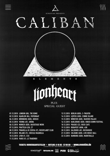 CALIBAN & LIONHEART