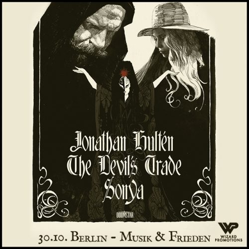 Jonathan Hulten & The Devil's Trade