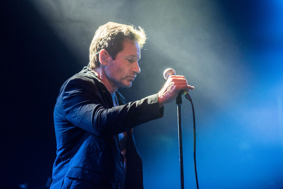 David Duchovny (live) @ Astra Kulturhaus