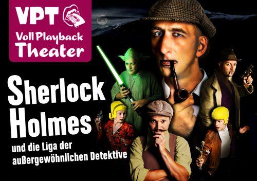 Das VPT präsentiert: Sherlock Holmes – und die Liga der außergewöhnlichen Detektive