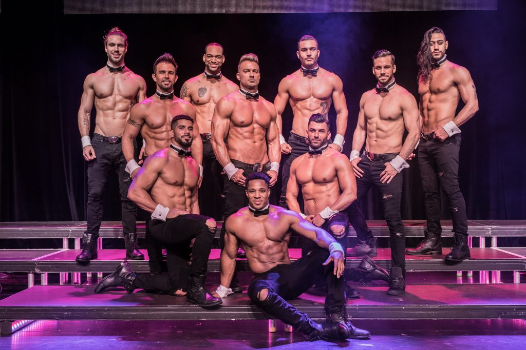 Chippendales 2019 Am 07 12 2019 In Berlin Tempodrom