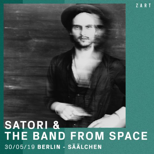 Satori and the band from Space