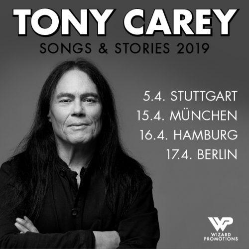 Tony Carey