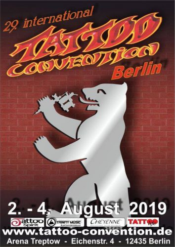 Tattoo Convention Berlin 2019