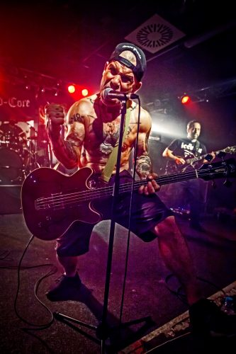 CRO-MAGS BEST WISHES 30th ANNIVERSARY TOUR