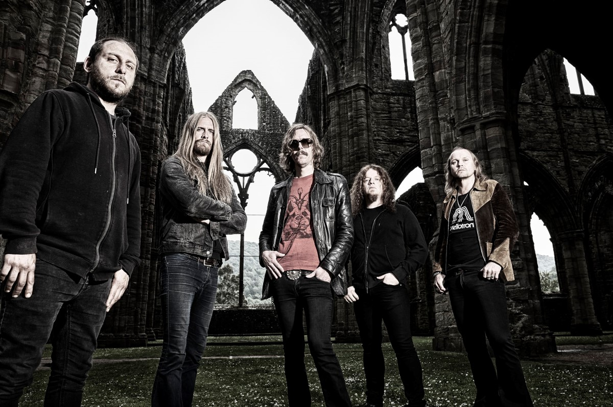 Opeth (live) @ Huxleys