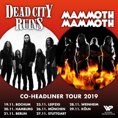 DEAD CITY RUINS & MAMMOTH MAMMOTH