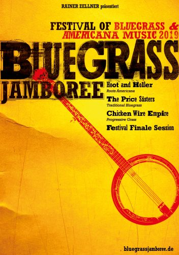 Bluegrass Jamboree – Festival of Bluegrass and Americana Music