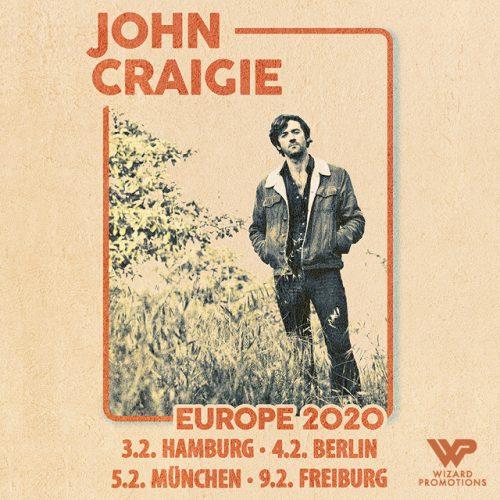 JOHN CRAIGIE