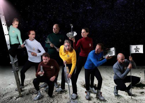 Das VPT – Helden der Galaxis