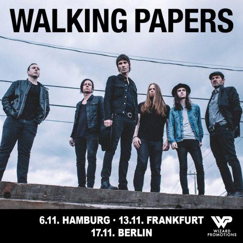 WALKING PAPERS
