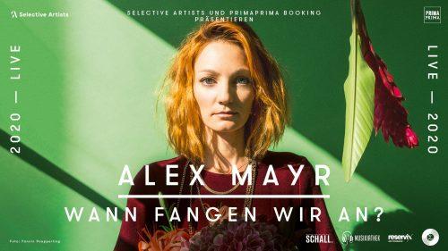 ALEX MAYR