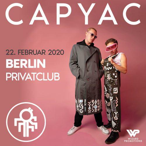 CAPYAC