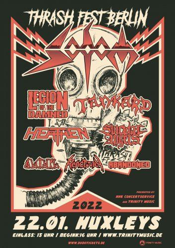 Thrash Fest Berlin