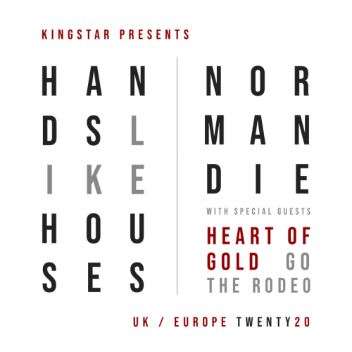 HANDS LIKE HOUSES | NORMANDIE