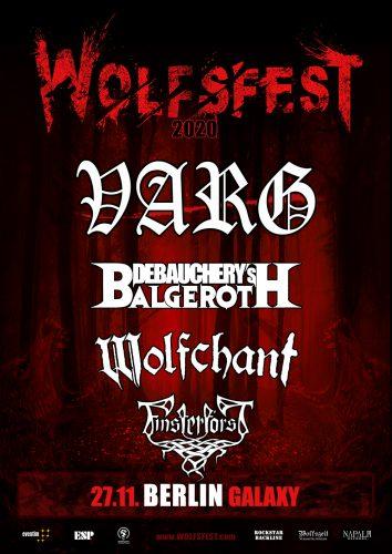 Wolfsfest 2020