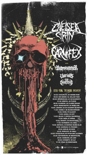 CARNIFEX   CHELSEA GRIN