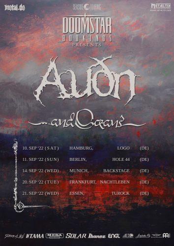 Auðn & And Oceans